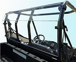 Spike Polaris Ranger 2010-2014 Midsize Rear Window Windshield | 77-5600