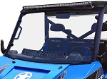 Spike Polaris Ranger 2013+ Fullsize Profit Cage Vented Windshield | 77-9500A