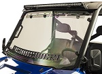 Spike Polaris Ranger 2013+ Fullsize Profit Multi Vented Windshield | 77-9525