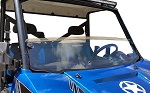 Spike Polaris Ranger 2013+ Fullsize Profit Half Window Windshield | 77-9550