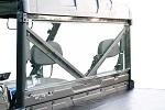 Spike Polaris Ranger 2013+ Fullsize Profit Rear Window Clear | 77-9600A