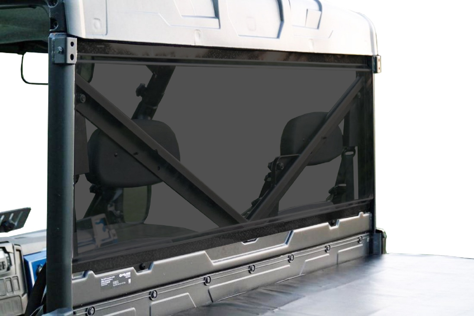 Spike Polaris Ranger 2013+ Fullsize Profit Rear Window Tinted | 77-9600A-T