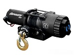 SuperATV 3500 lb. Synthetic Rope ATV UTV Winch w/ Wireless Remote
