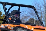 SuperATV Polaris RZR 900 / 1000 / Turbo | Full Windshield Clear Standard